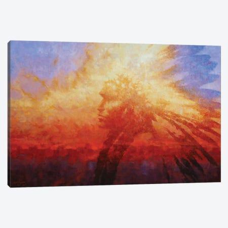 Spirit Keeper Canvas Print #JVL69} by Joe Velazquez Canvas Art Print