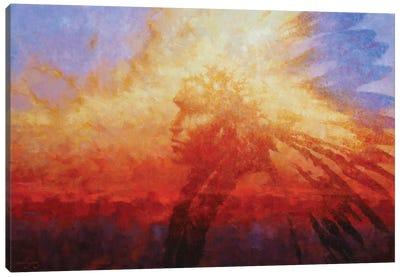 Spirit Keeper Canvas Art Print