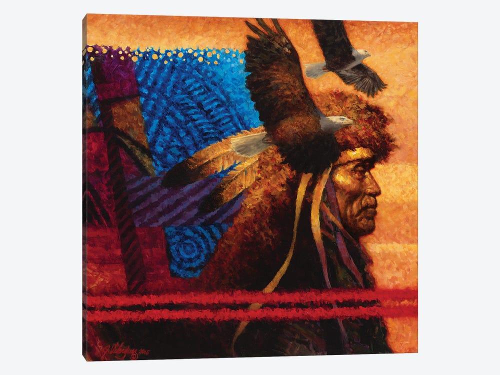 Tapestry by Joe Velazquez 1-piece Canvas Art