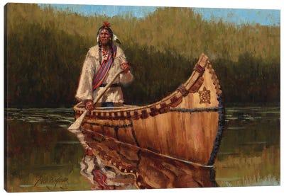 The Ojibwe Canvas Art Print