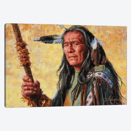 An Era Remembered Canvas Print #JVL7} by Joe Velazquez Canvas Wall Art
