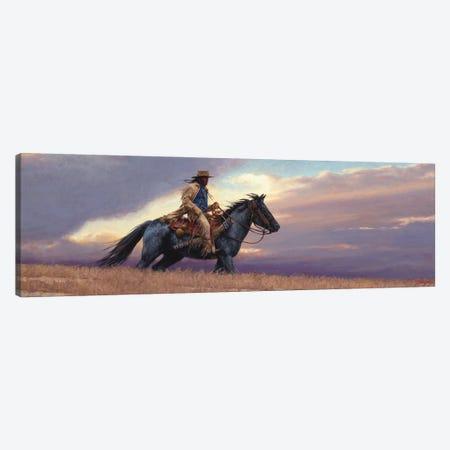 The Scout Canvas Print #JVL80} by Joe Velazquez Canvas Art Print