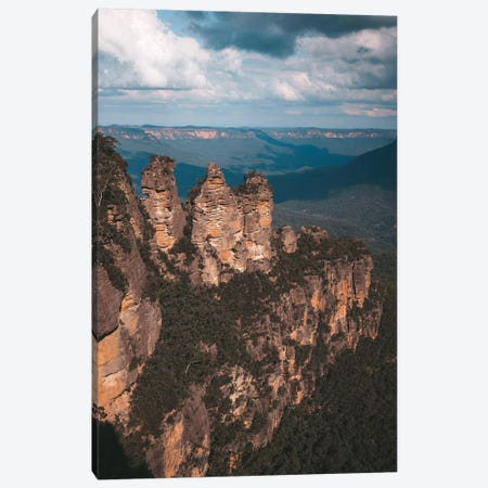 Three Sisters Canvas Print #JVO196} by James Vodicka Canvas Artwork