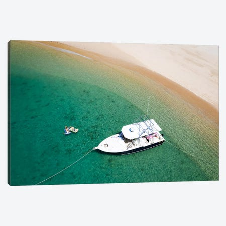Whitsundays Beach Relaxation Canvas Print #JVO237} by James Vodicka Canvas Art Print