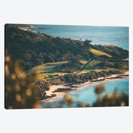 Coastal Road on Lord Howe Island Canvas Print #JVO25} by James Vodicka Canvas Print