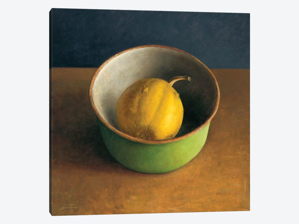Green Bowl I by Jos van Riswick 1-piece Art Print