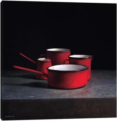Pots And Pans I Canvas Art Print