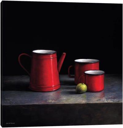 Pots And Pans II Canvas Art Print