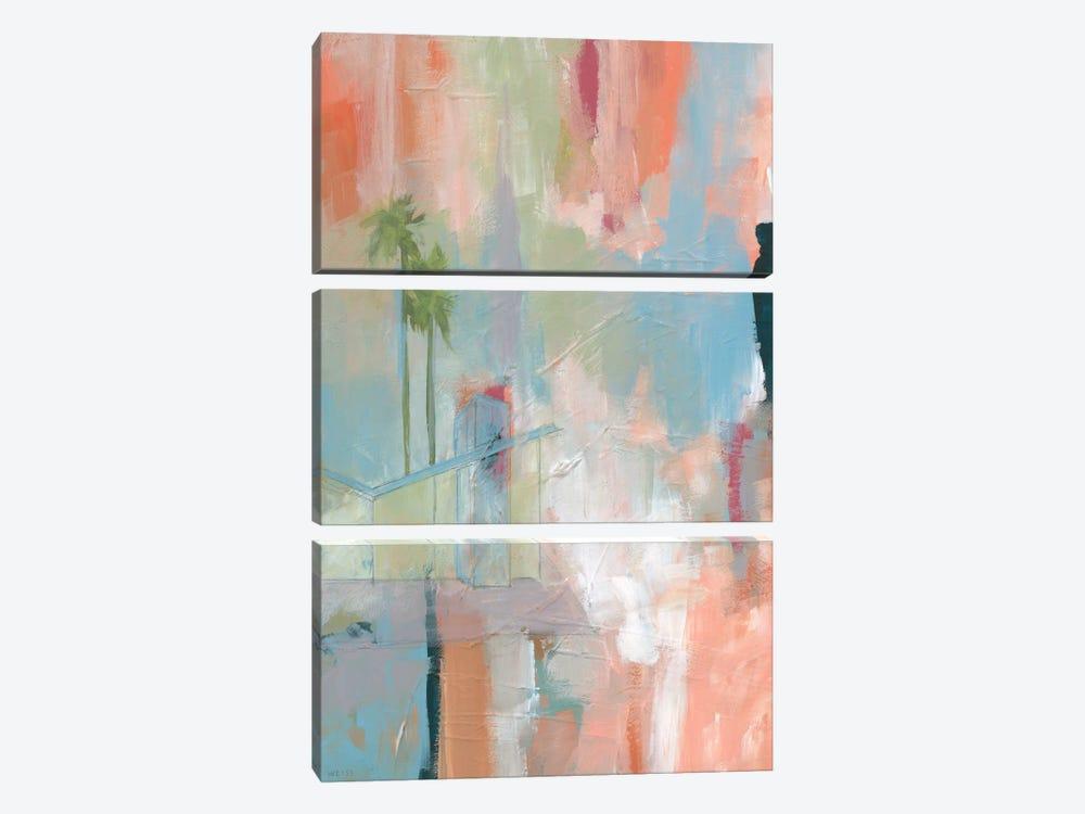 Desert Living II by Jan Weiss 3-piece Canvas Wall Art