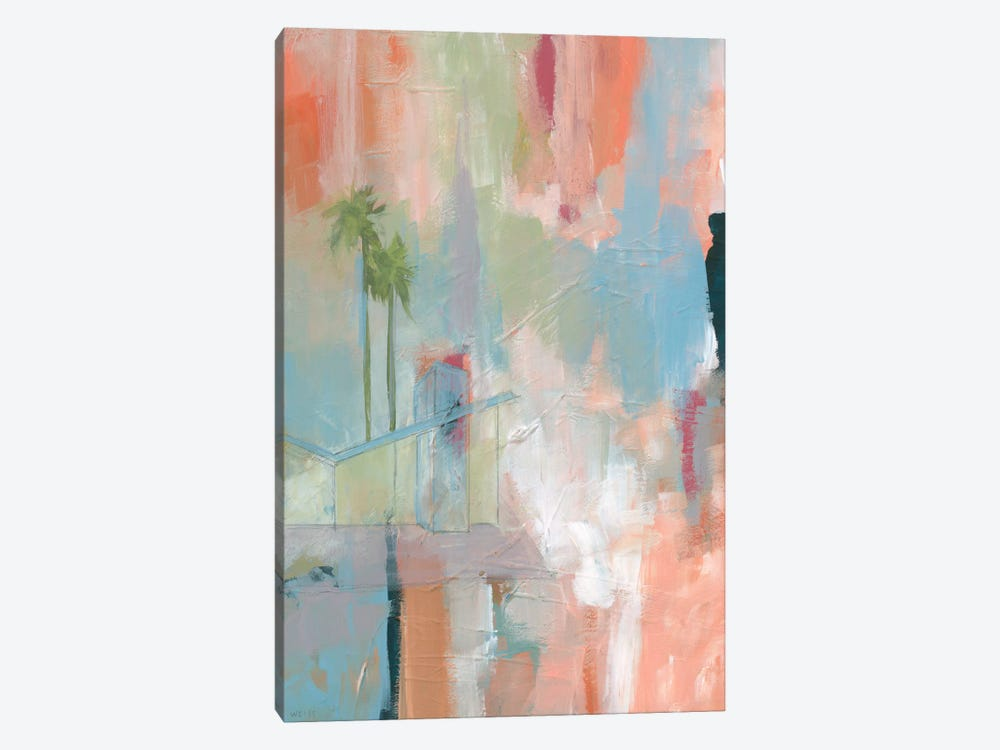 Desert Living II 1-piece Canvas Wall Art