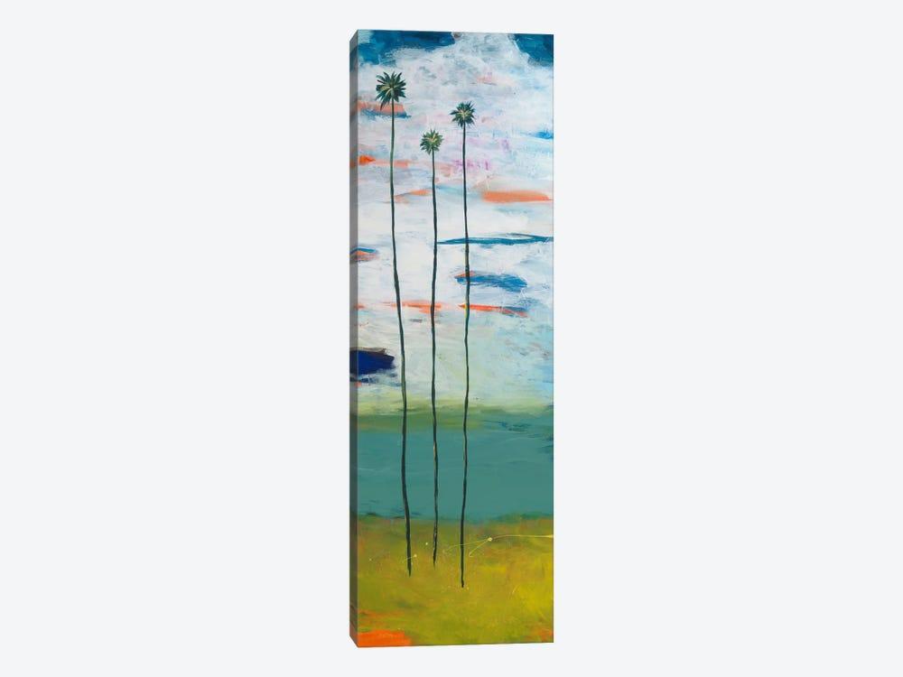Desert Palms by Jan Weiss 1-piece Canvas Wall Art