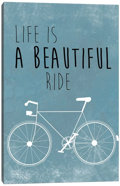 A Beautiful Ride Canvas Art Print
