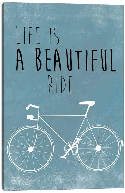 A Beautiful Ride Canvas Art Print