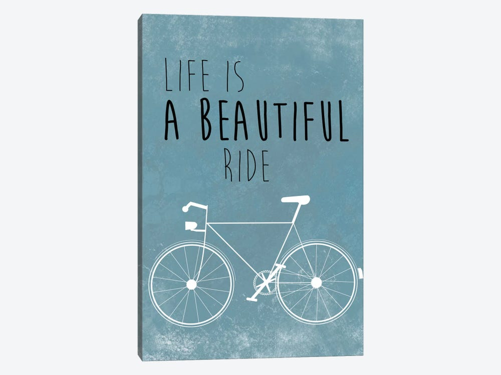 A Beautiful Ride 1-piece Canvas Artwork