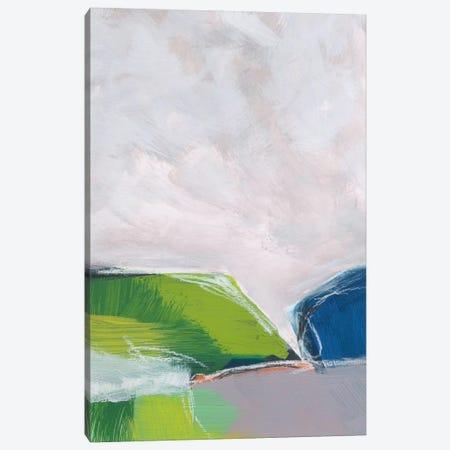 Landscape No. 94 Canvas Print #JWE30} by Jan Weiss Canvas Wall Art