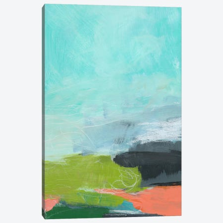 Landscape No. 95 Canvas Print #JWE31} by Jan Weiss Canvas Artwork