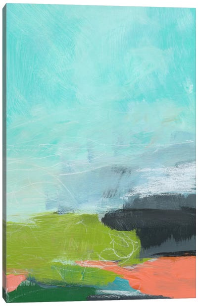 Landscape No. 95 Canvas Art Print