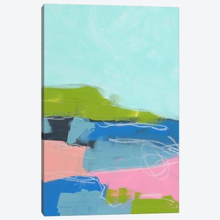 Landscape No. 96 Canvas Print #JWE32} by Jan Weiss Canvas Wall Art