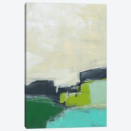 Landscape No. 99 Canvas Print #JWE35} by Jan Weiss Art Print