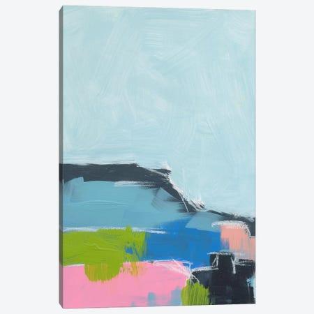 Landscape No. 100 Canvas Print #JWE36} by Jan Weiss Canvas Art Print