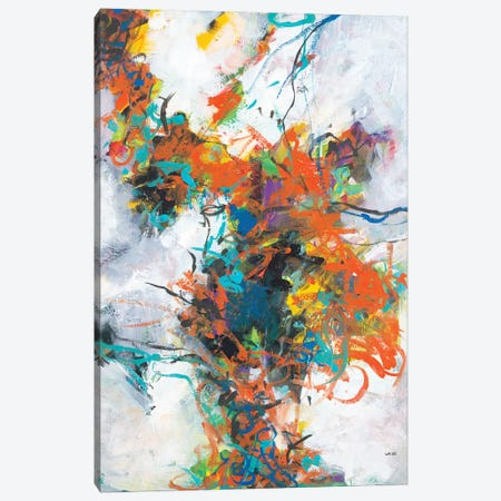 Fracture Canvas Print #JWE38} by Jan Weiss Canvas Art