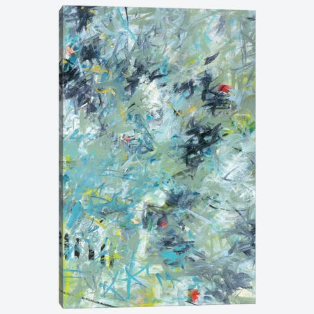 Winter Window Canvas Print #JWE41} by Jan Weiss Canvas Art Print