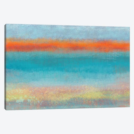 Country Sky I Canvas Print #JWE4} by Jan Weiss Canvas Art