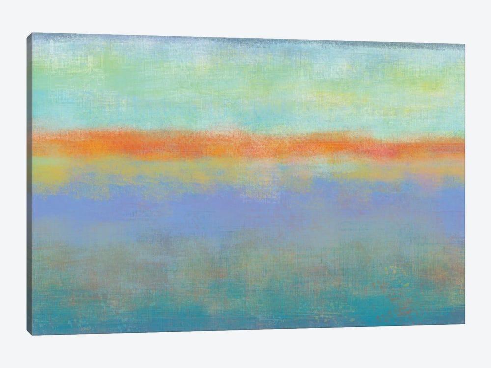 Country Sky II by Jan Weiss 1-piece Canvas Art
