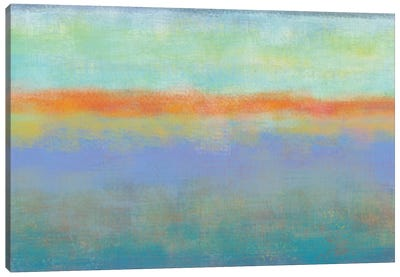 Country Sky II Canvas Art Print