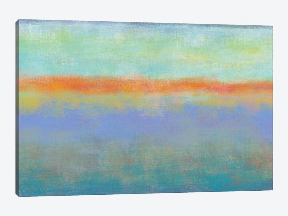 Country Sky II by Jan Weiss 1-piece Canvas Art