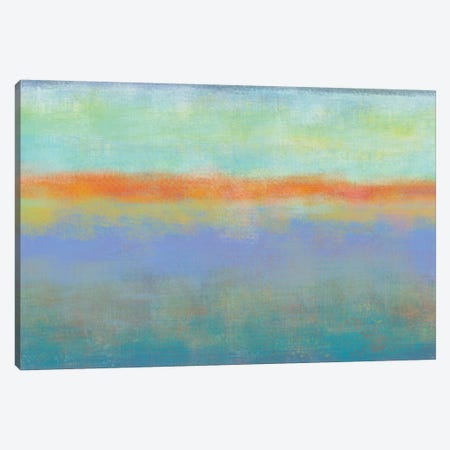 Country Sky II Canvas Print #JWE5} by Jan Weiss Canvas Art