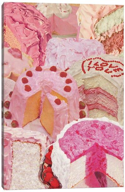 Cakewalk Canvas Art Print