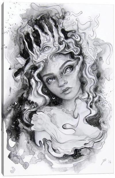 Forgotten Gods Canvas Art Print