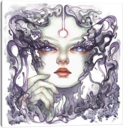 Fresh Eyes Canvas Art Print