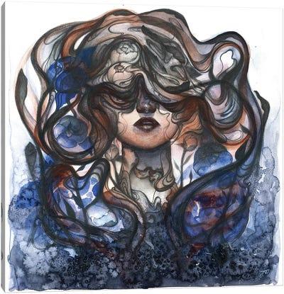 Shroud Canvas Art Print