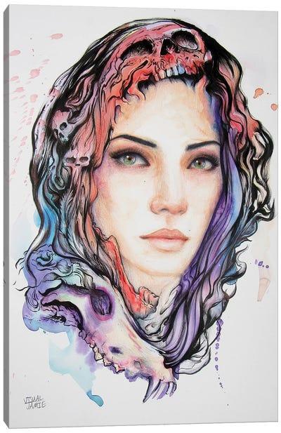 11S5 Canvas Art Print