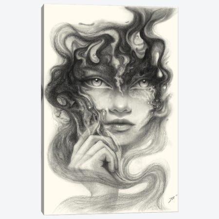 Innerspace Canvas Print #JWL26} by Jamie Wells Art Print