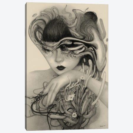 Entropy Canvas Print #JWL30} by Jamie Wells Art Print