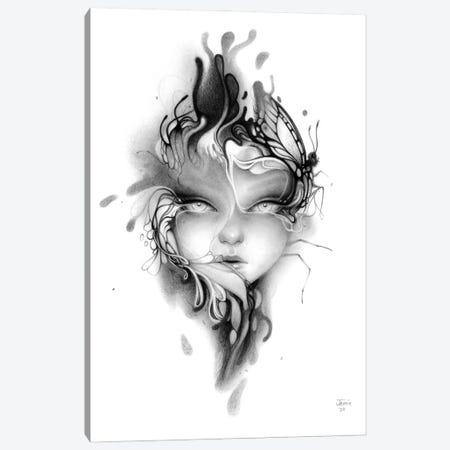 Fever Flower Canvas Print #JWL31} by Jamie Wells Art Print