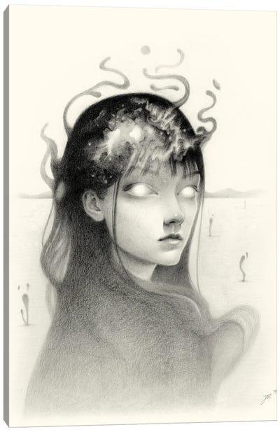 Restore Canvas Art Print