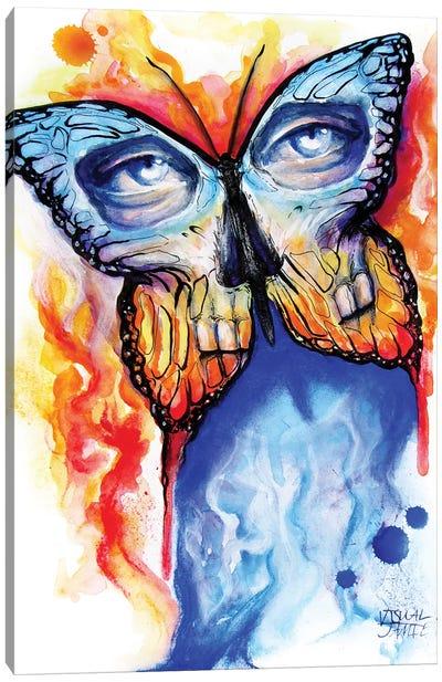 Cloak Canvas Art Print