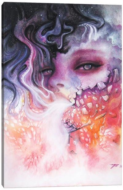 Fade Canvas Art Print