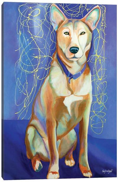 High Energy Canvas Art Print