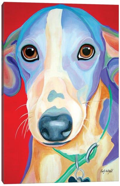 Rescue Me Canvas Art Print
