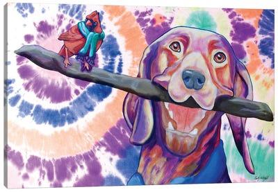 Best Buddies Canvas Art Print