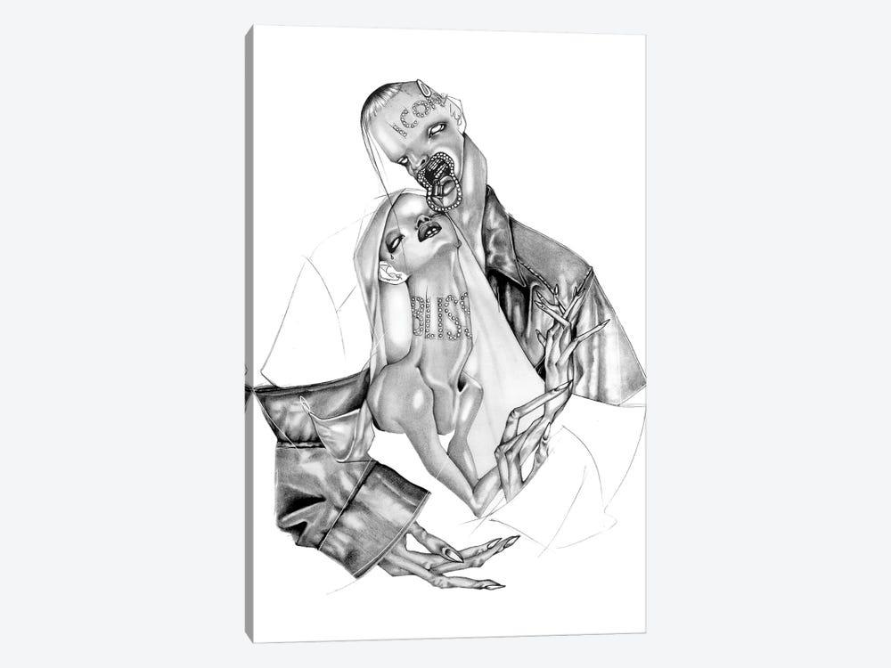 Illustrastion Magazine by Jowy Maasdamme 1-piece Canvas Art