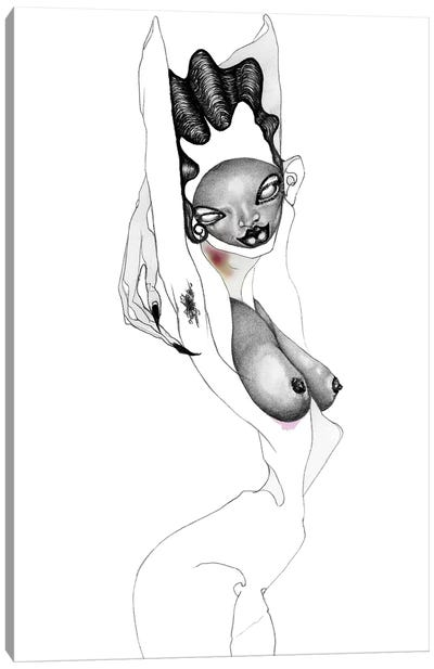 Its My Pleasure II Canvas Art Print