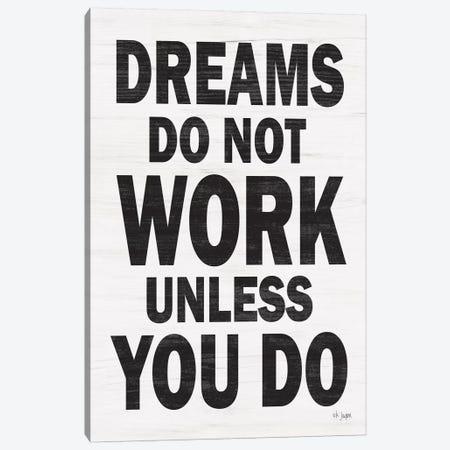 Dreams Canvas Print #JXN145} by Jaxn Blvd. Art Print