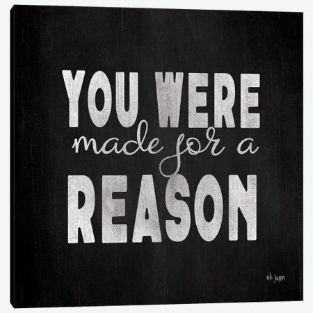 Made for a Reason I 3-Piece Canvas #JXN153} by Jaxn Blvd. Canvas Art Print