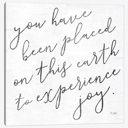 Placed on this Earth Canvas Print #JXN158} by Jaxn Blvd. Canvas Art Print